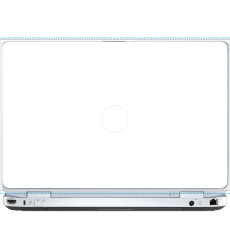Customized Dell Latitude E6420 Skin/Sticker
