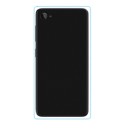CUSTOMIZED Lenovo ZUK Z2 Plus Skin Sticker