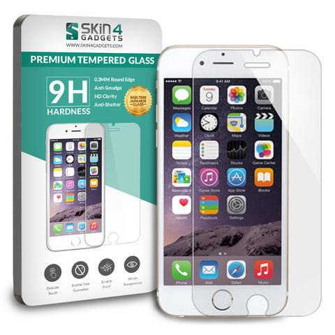 Apple iPhone 7S Plus tempered glass Screen protector Pack of 2