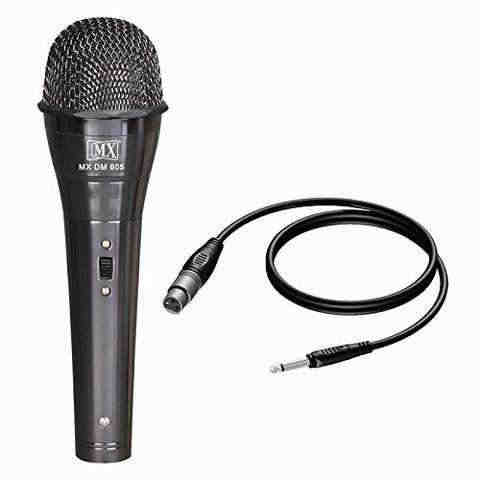 MX Vocal Dynamic Wired Microphone (DM605)