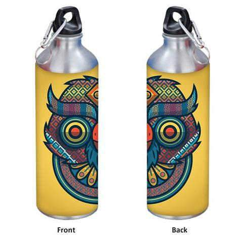 Skin4Gadgets Tribal Owl 500 ml Designer Sipper