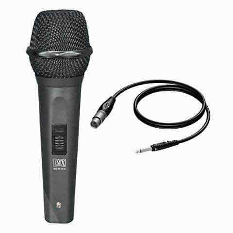 MX Vocal Dynamic Wired Microphone {1114}