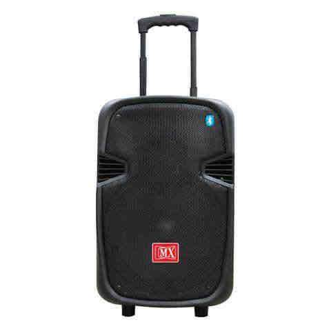 MX 12 inch PORTABLE MULTIMEDIA SPEAKER SYSTEM MX 3712
