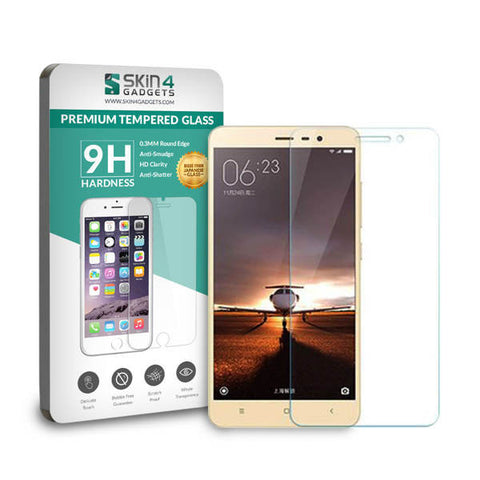 tempered glass Screen protector for xiaomi redmi note 3 India