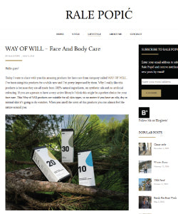 Way Of Will Blog Mention