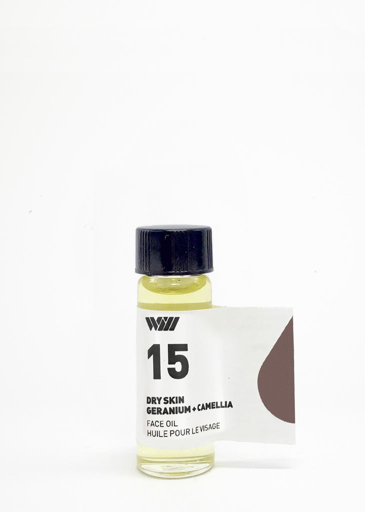 15 DRY SKIN | FACE OIL SAMPLE