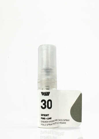 30 SPRINT ENERGIZING FACIAL SPRAY SAMPLE | STIMULATE YOUR MIND