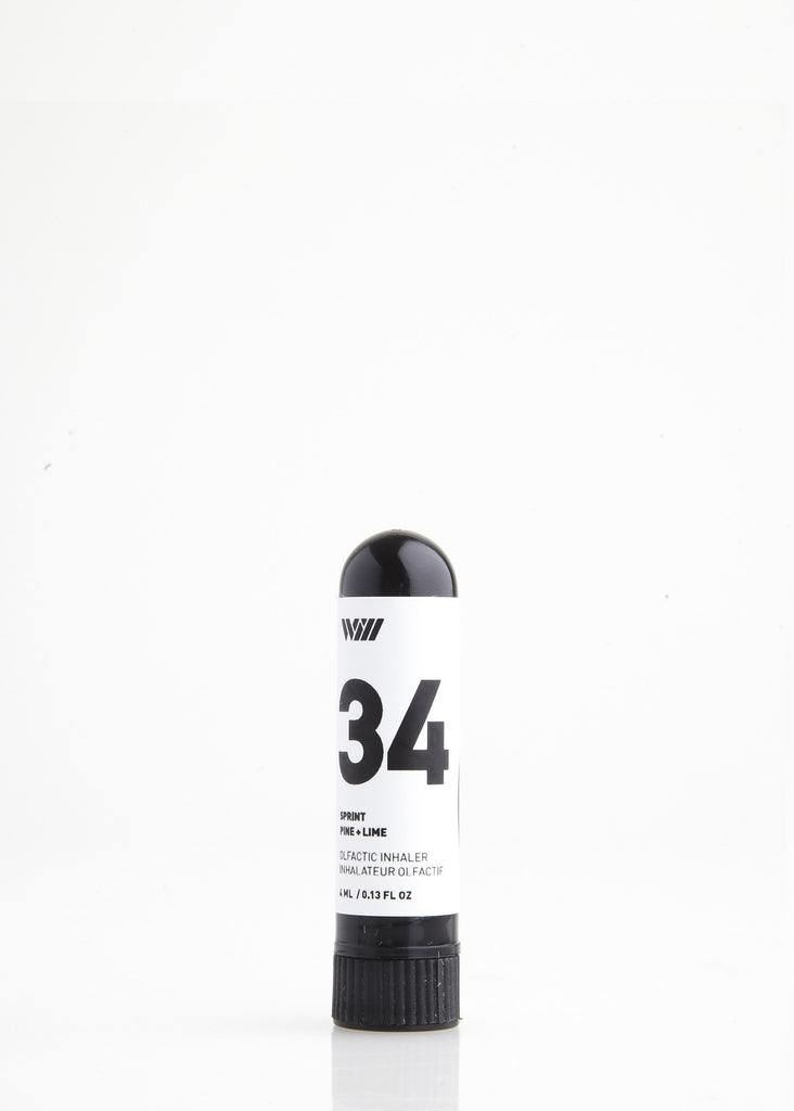 34 SPRINT : STIMULATE YOUR MIND | MIND STIMULATING OLFACTIC INHALER