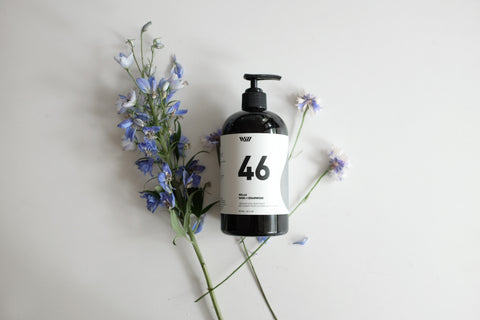 46 RELAX 100% NATURAL BODY WASH | SAGE AND CEDARWOOD