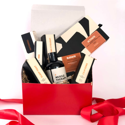 BELOVED | VALENTINE'S DAY AROMATHERAPY SET