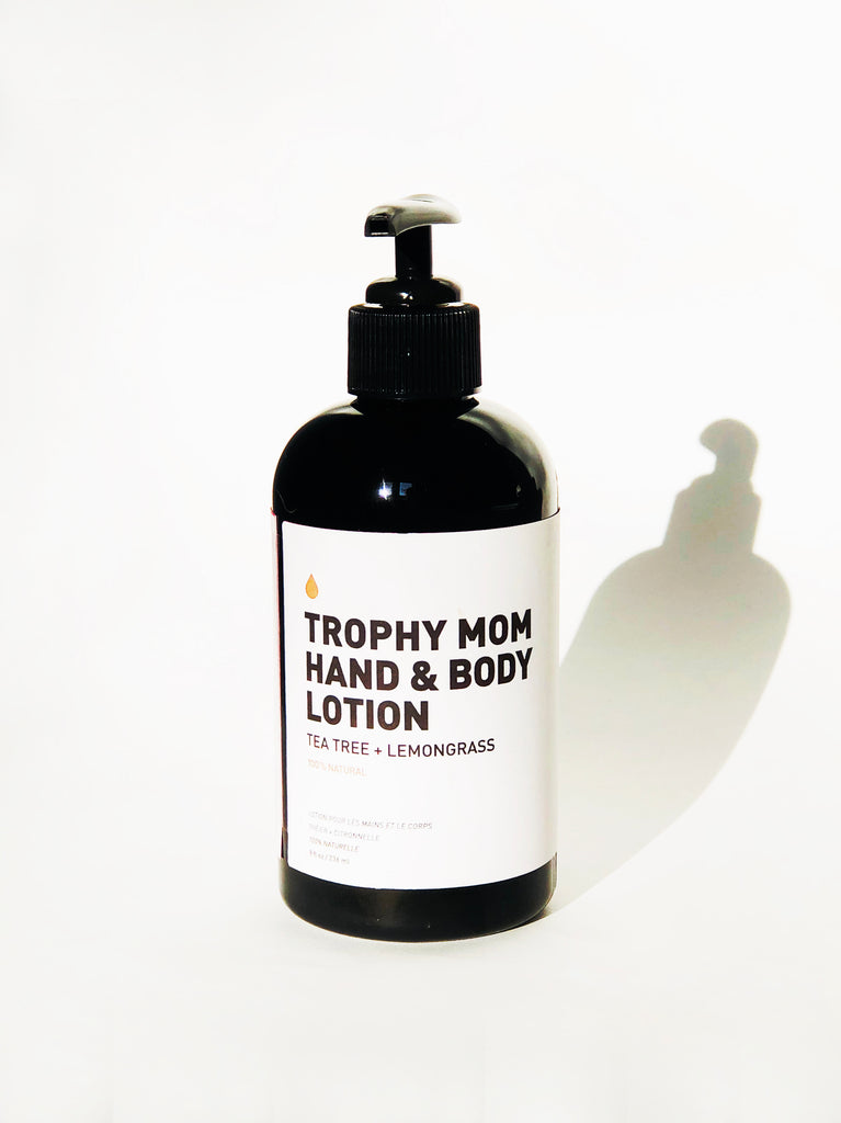 TROPHY MOM HAND & BODY LOTION