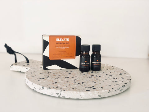 ELEVATE ESSENTIAL OIL SET | 2 ESSENTIAL OILS | OIL GIFT SET