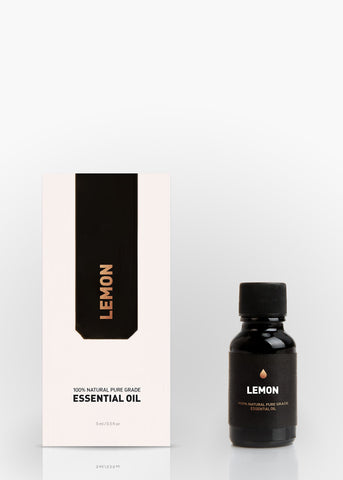 LEMON 100% NATURAL PURE GRADE ESSENTIAL OIL