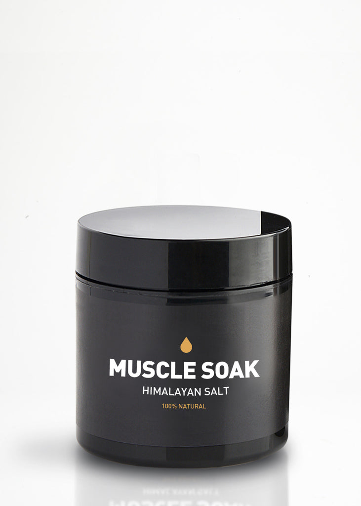 MUSCLE SOAK BATH SALT | HIMALAYAN SALT