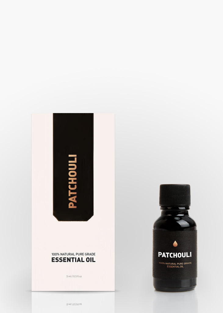 PATCHOULI 100% NATURAL PURE GRADE ESSENTIAL OIL