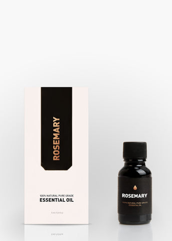 ROSEMARY 100% NATURAL PURE GRADE ESSENTIAL OIL