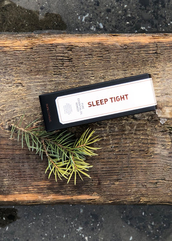 SLEEP TIGHT | PURE ESSENTIAL OIL REMEDY