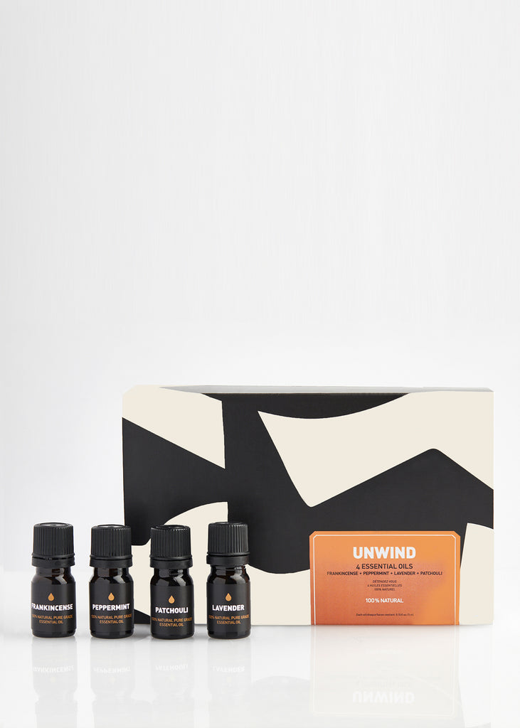 BE SOOTHED | AROMATHERAPY SET
