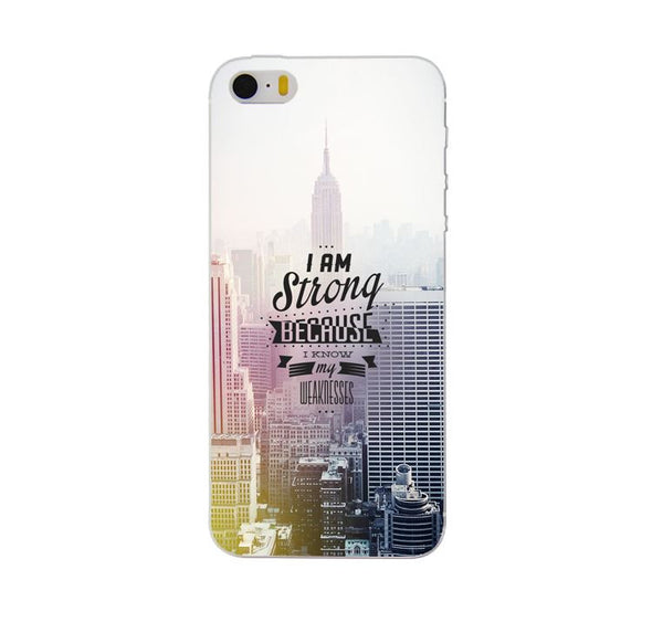 "Cases ""NY"" For iPhone 5/5s"