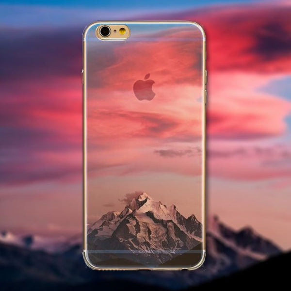 "Cases ""Mountain"" for Iphone 5/6"