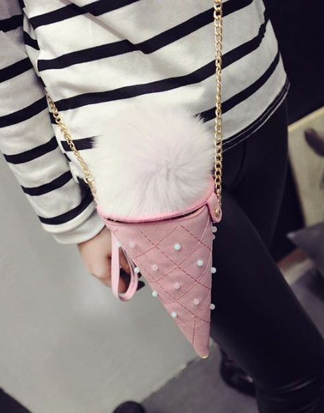 "Handbag ""ice cream"""