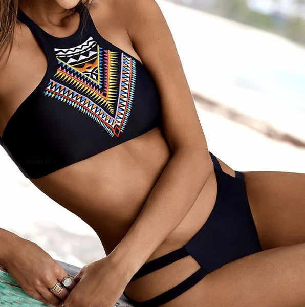 New 2016 swimsuit with ornaments