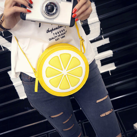"Handbag ""Lemon"""