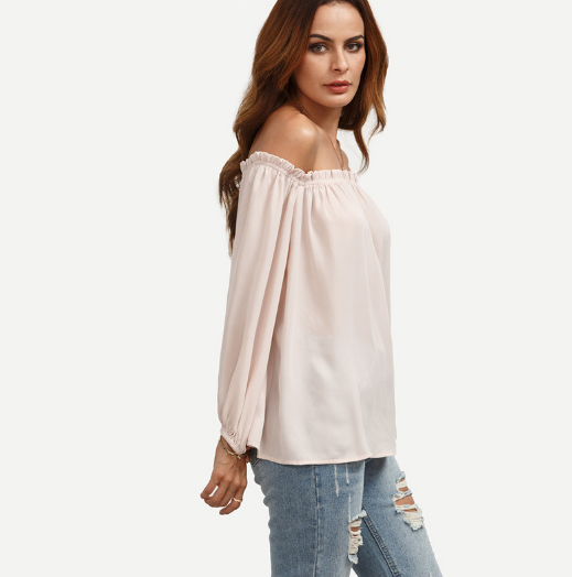 Casual summer blouse