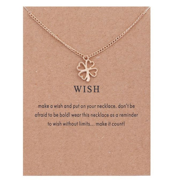 "Necklace ""Wish"""