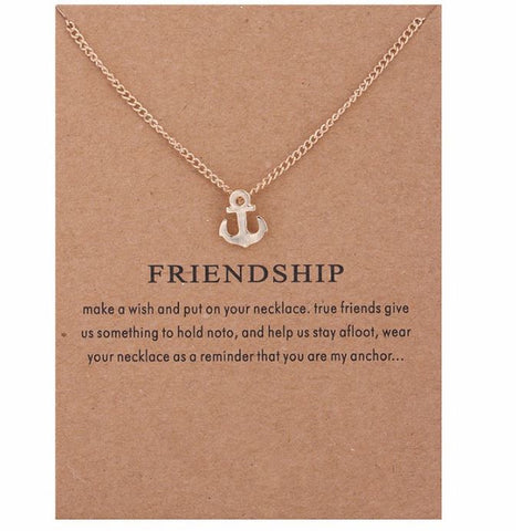 "Necklace ""Friendship"""
