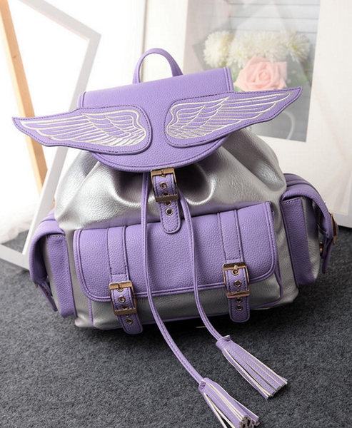 Fashion backpack 'angel'