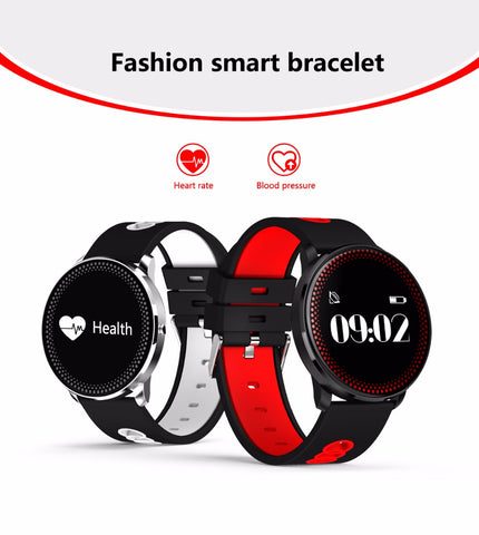 NEW WATERPROOF SMART FITNESS BRACELET