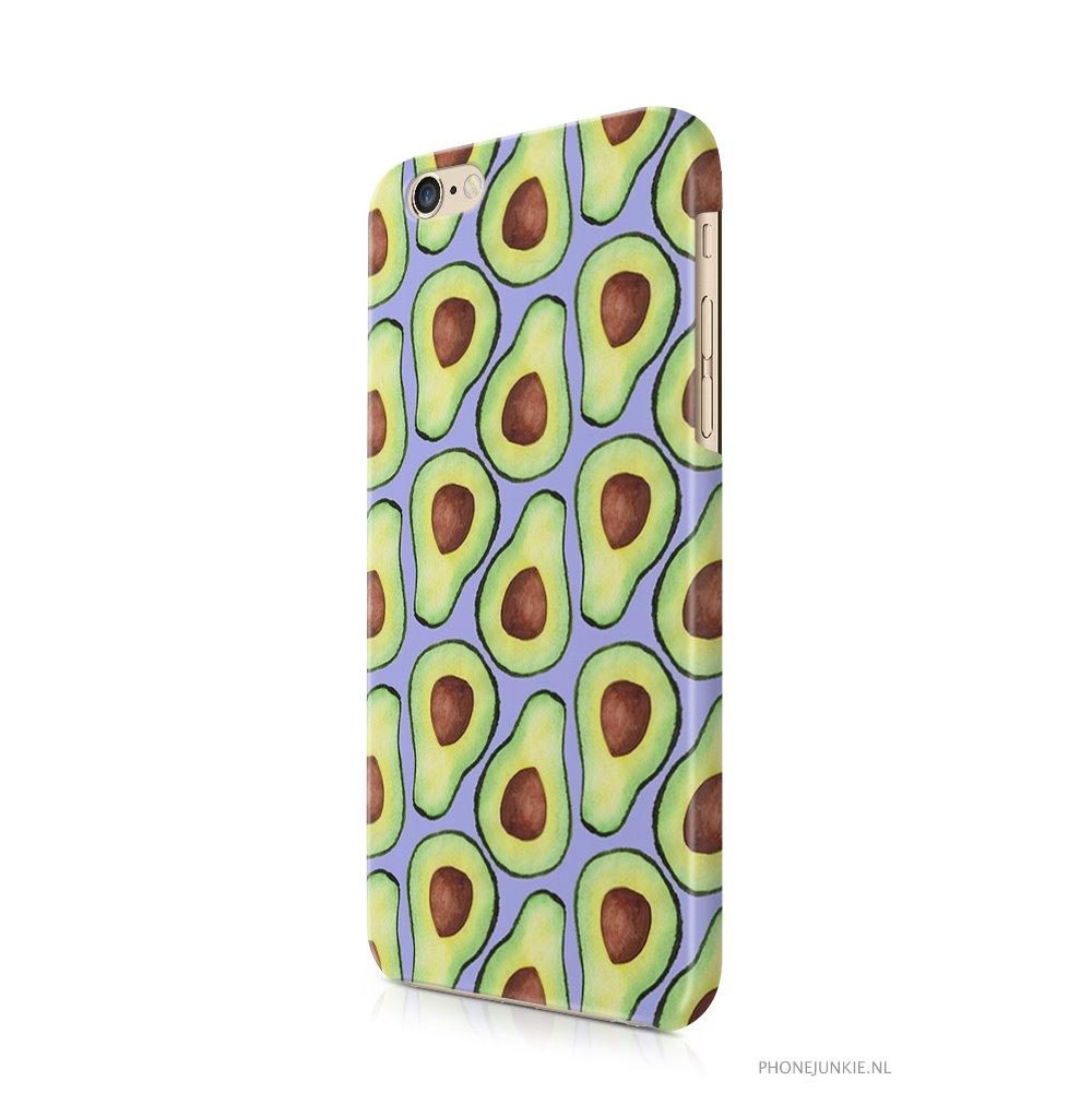 iPhone 6/6s hoesje - Avocado - PhoneJunkie