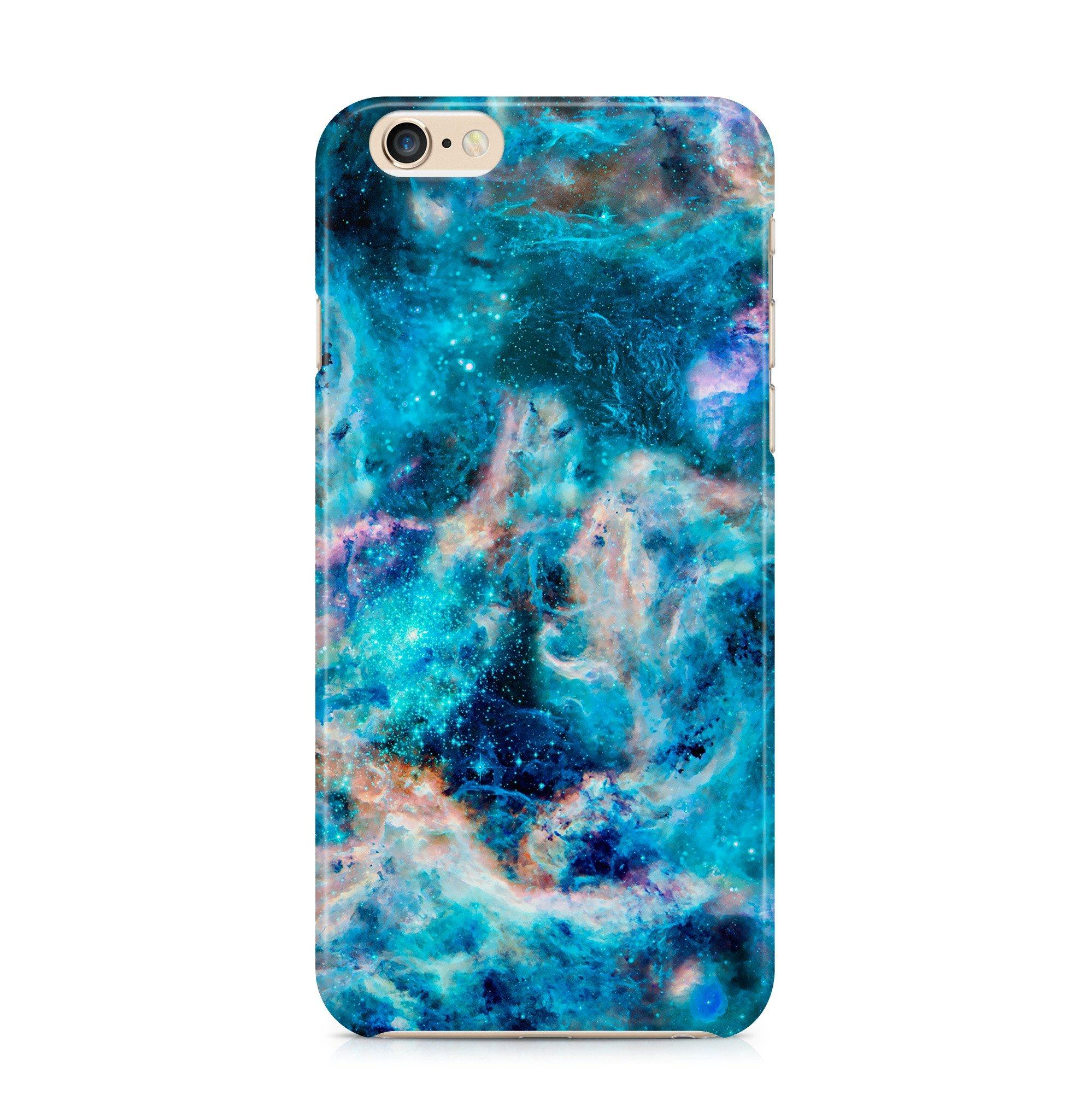 iPhone 6/6s hoesje - Blue Space