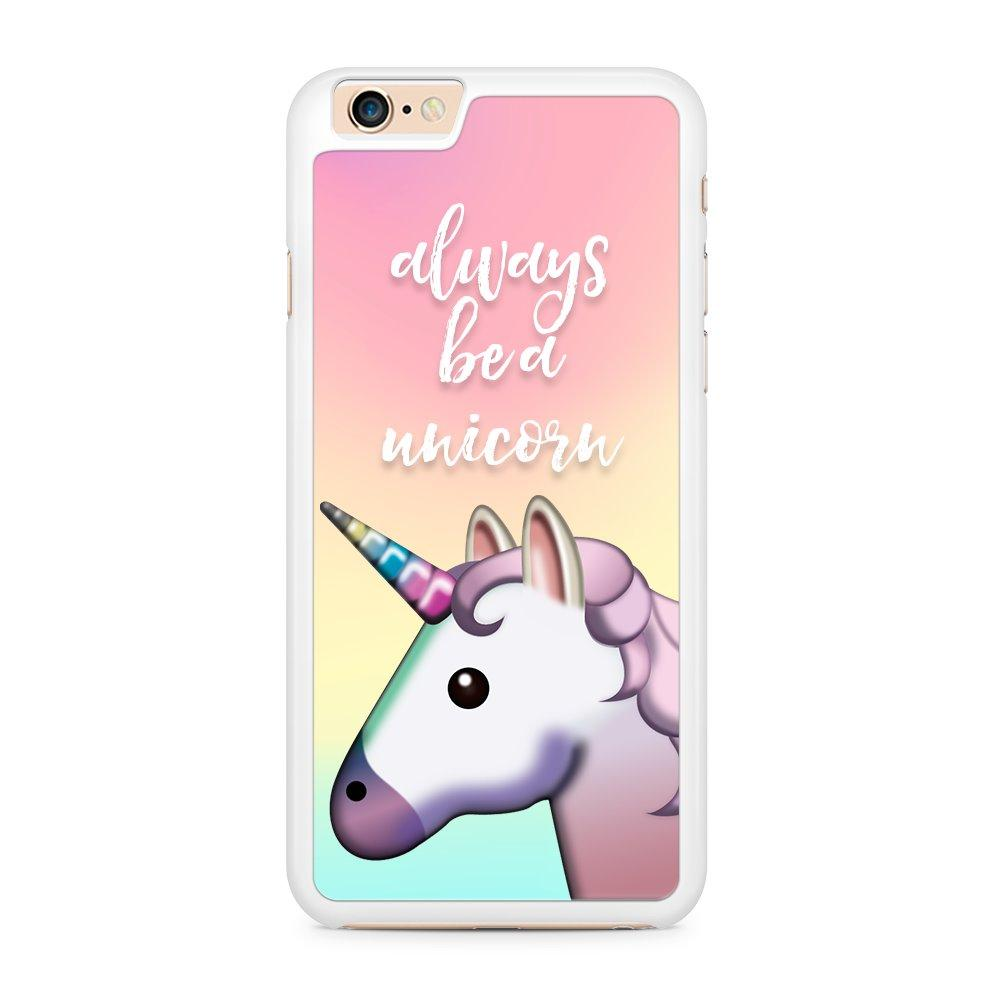 Always be a unicorn rainbow hoesje - PhoneJunkie