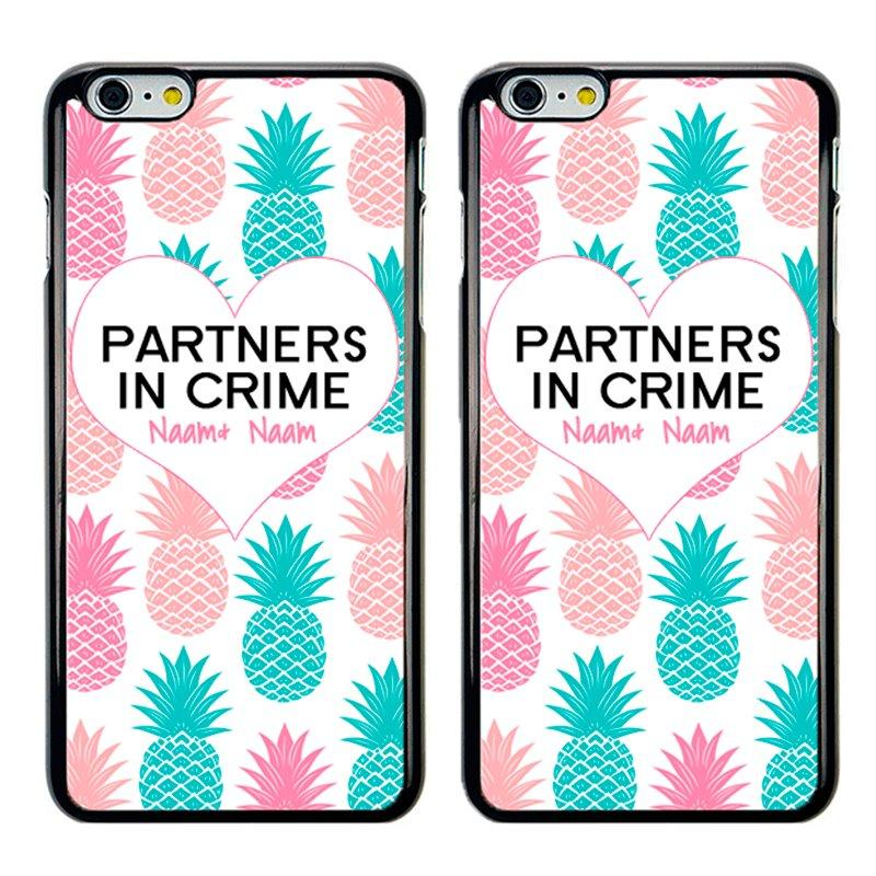 BFF hoesjes - Partner in Crime - PhoneJunkie