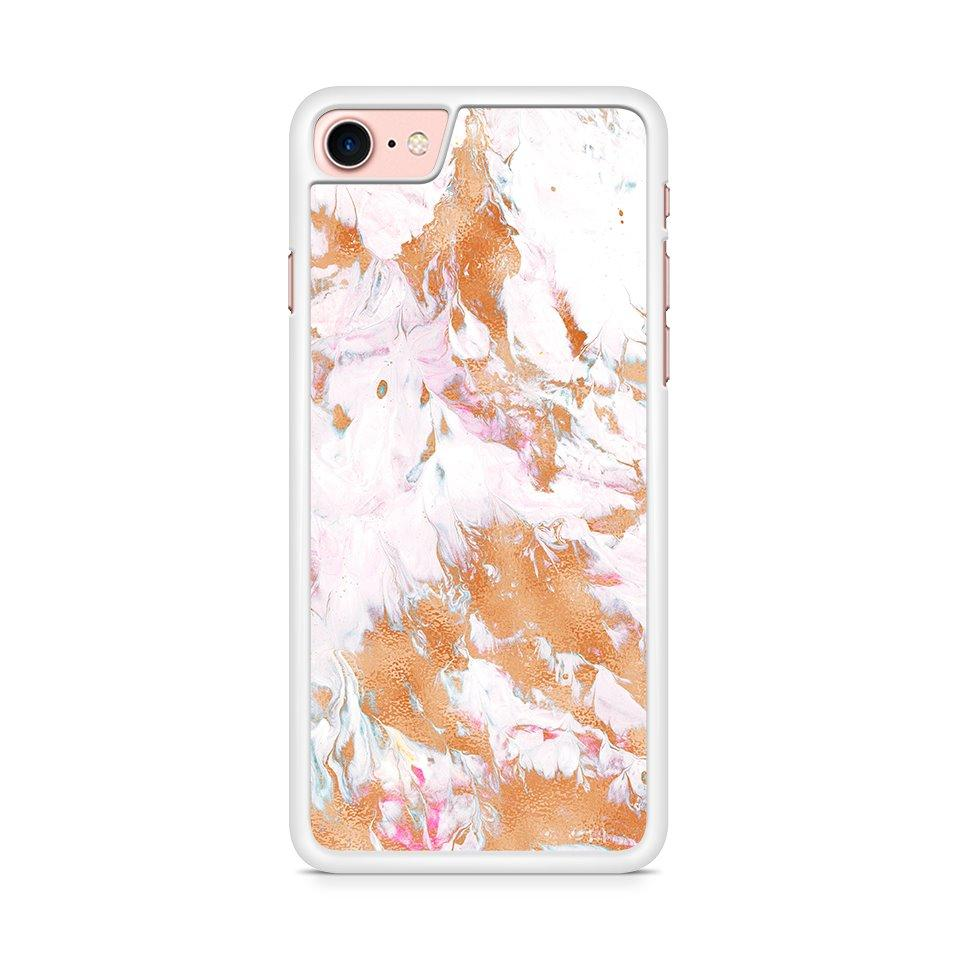 Ice Dipped Rosegold hoesje - PhoneJunkie