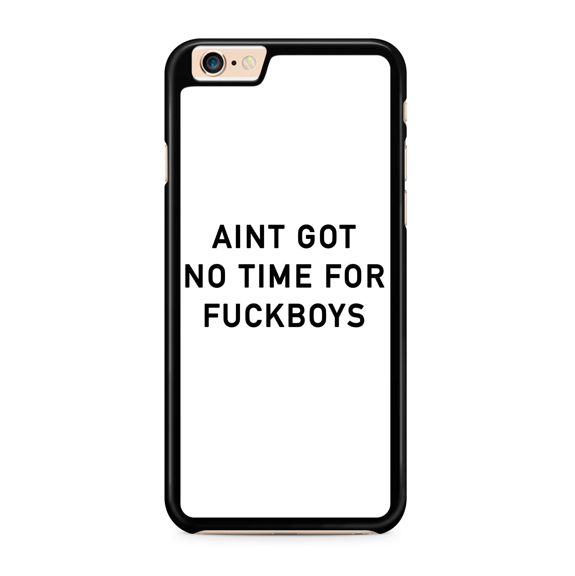 No Time for Fckboys hoesje - PhoneJunkie
