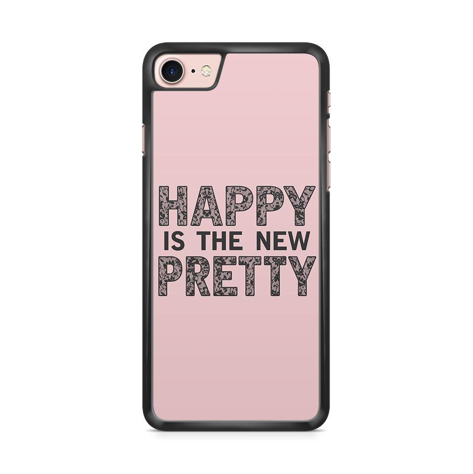 Happy is the new Pretty hoesje - PhoneJunkie