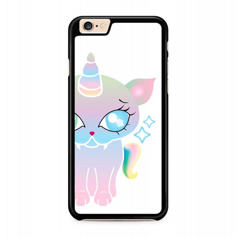 Unicorn kitten hoesje - PhoneJunkie