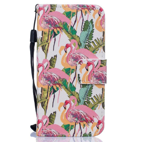iPhone 6/6s hoesje - Tropical Toucan