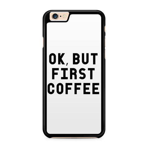 Ok, but first Coffee hoesje