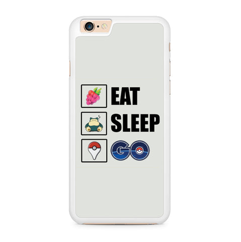 Eat Sleep Go hoesje - PhoneJunkie