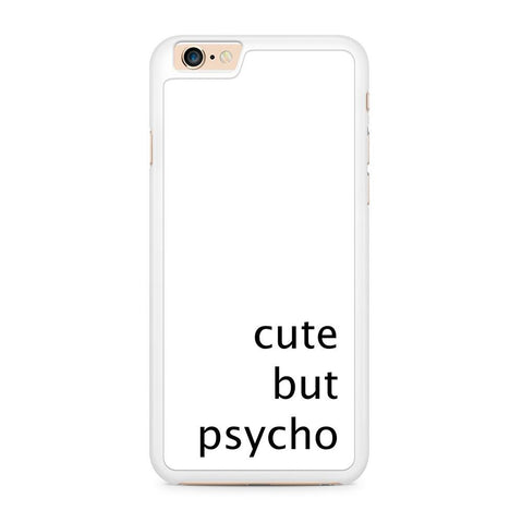 Cute but Psycho hoesje - PhoneJunkie