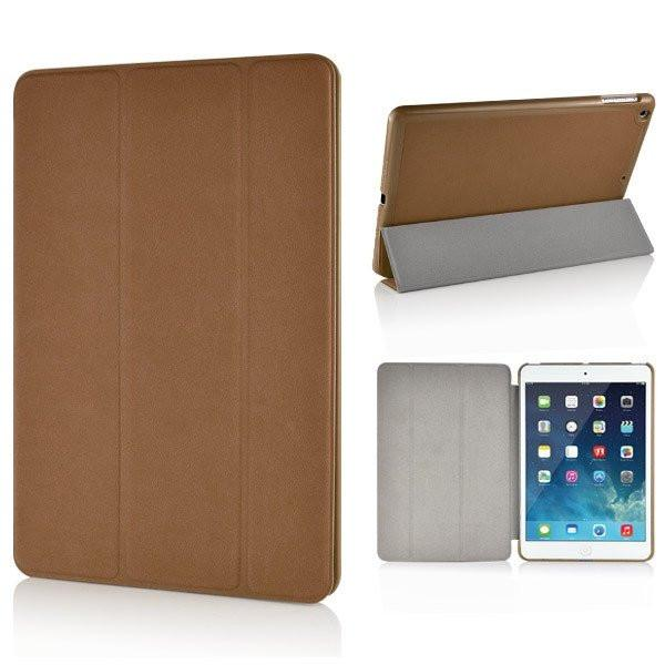 iPad Air - Bruine smartcover - PhoneJunkie