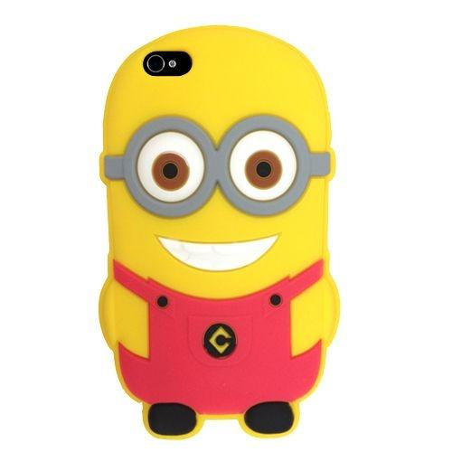 iPhone 5 / 5S - Minion hoesje - PhoneJunkie