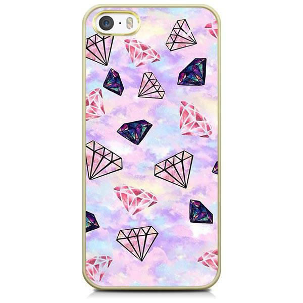 iPhone 5/5S hoesje - Diamond Sky Deluxe - PhoneJunkie