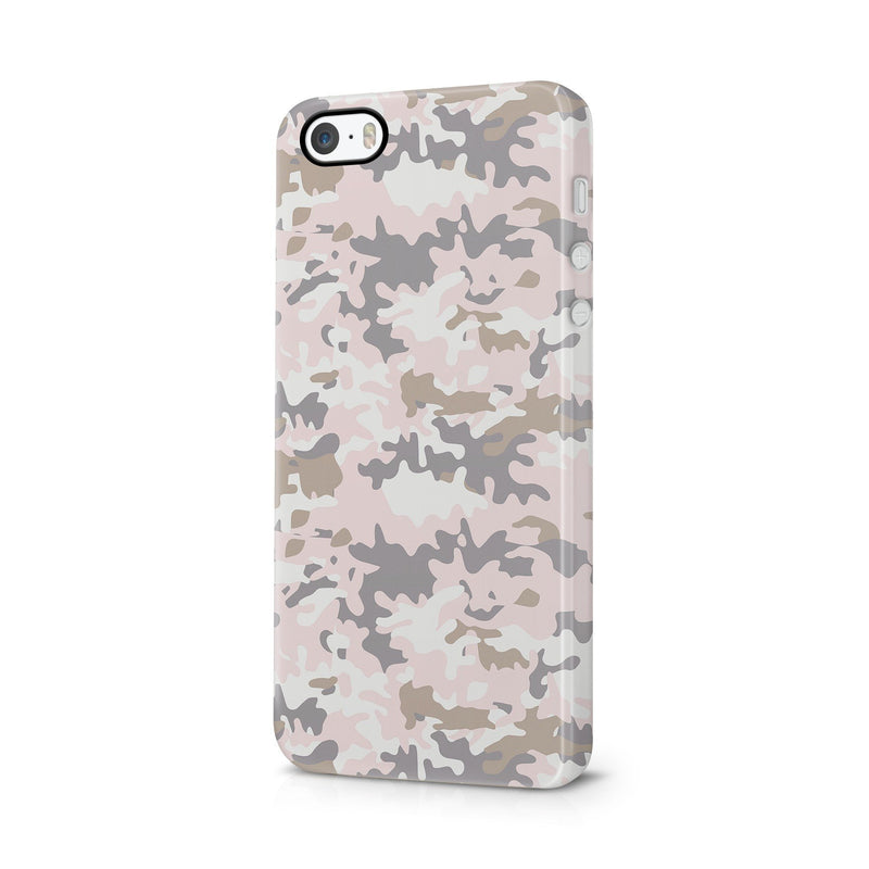 iPhone 5/5s hoesje - Camouflage Nude - PhoneJunkie
