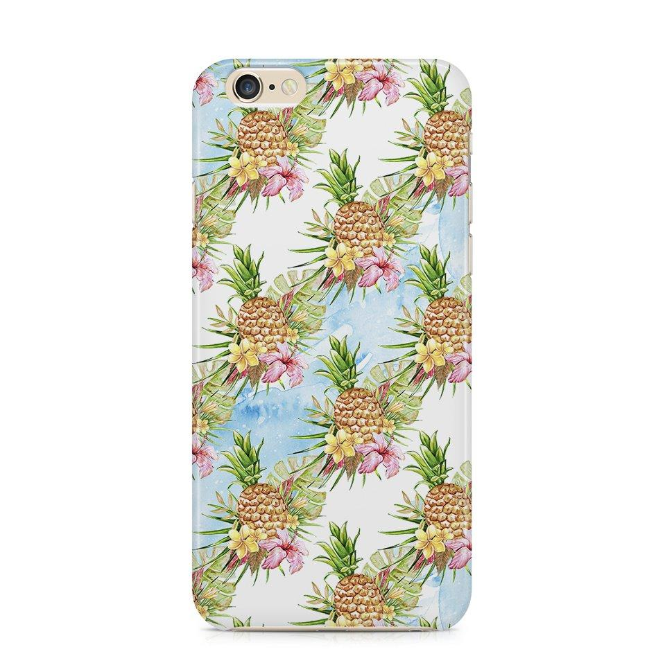 iPhone 6/6s hoesje - Blue Pineapple - PhoneJunkie