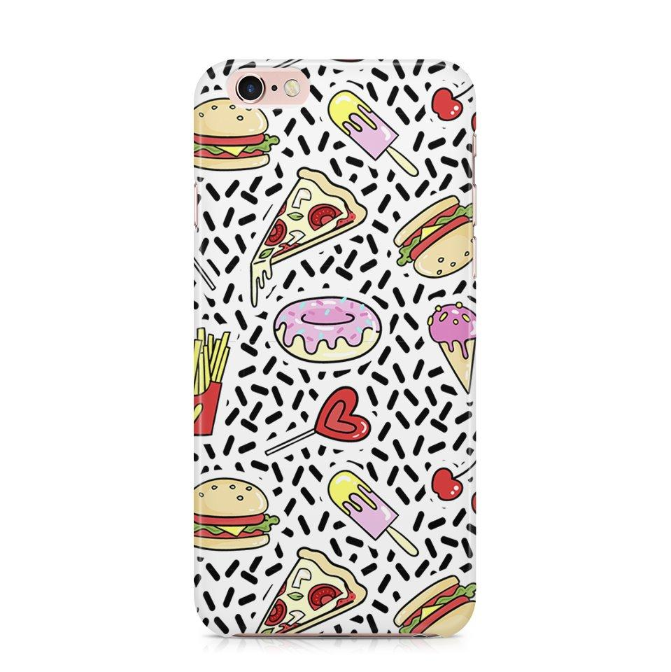 iPhone 6/6s hoesje - 80s Food - PhoneJunkie